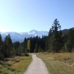 Wanderweg zum Pflegersee