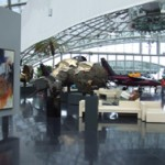 Hangar 7 - Ausstellungsraum