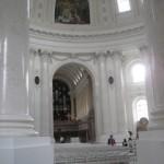 Das Innere von St. Blasien