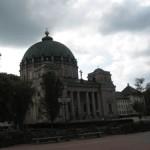 St. Blasien mit der eindrucksvollen Kuppel