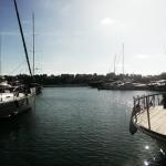 Hafeneinfahrt Portopetro