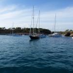Mondrago-Bucht