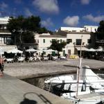 Porto Petro in Mallorca-ein entzückender kleiner Hafen mit einer gewachsenen Ortschaft