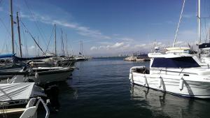 Hafeneinfahrt von S'Arenal