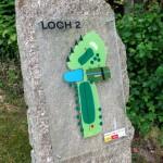 Loch 2 - Erklärung