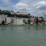 Passau von der Marienbruecke
