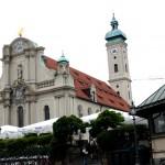 Die Heilig-Geist-Kirche in München