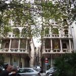 Architektur von Gaudí-Palma de Mallorca