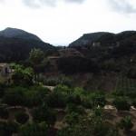 Blick vom Kloster in das Tal von Valdemossa