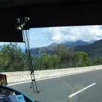 Busfahrt nach Sóller