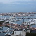 Palma de Mallorca im Twilight
