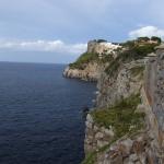 Felsenküste von Port Sóller